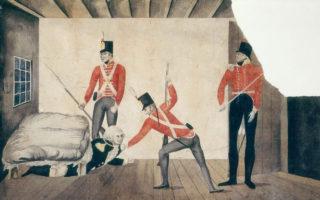 William Bligh arrest