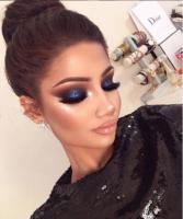 Instagram makeup art
