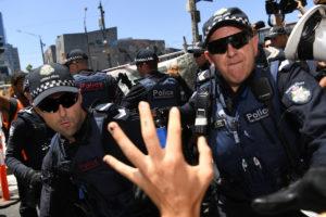 Australia-Day-Police