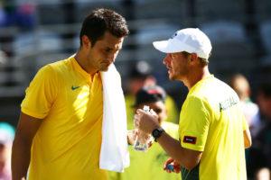 Tennis: Tomic's gone from Open, but not quite forgotten_2