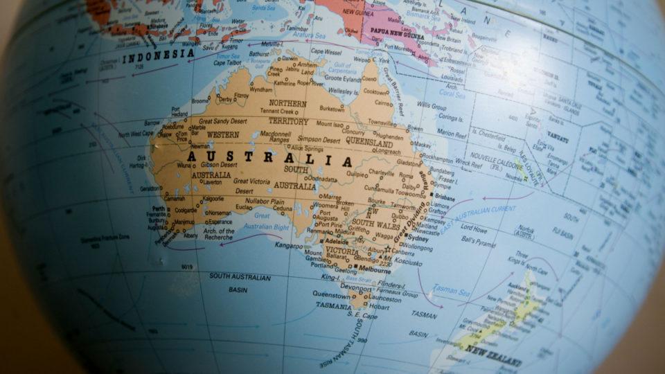 Australia 10 year challenge