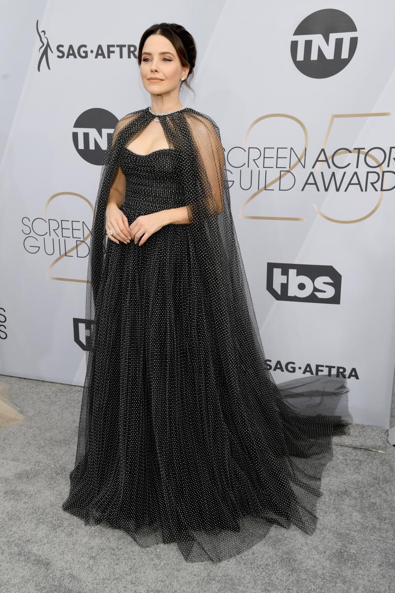 Sophia Bush SAGs 2019