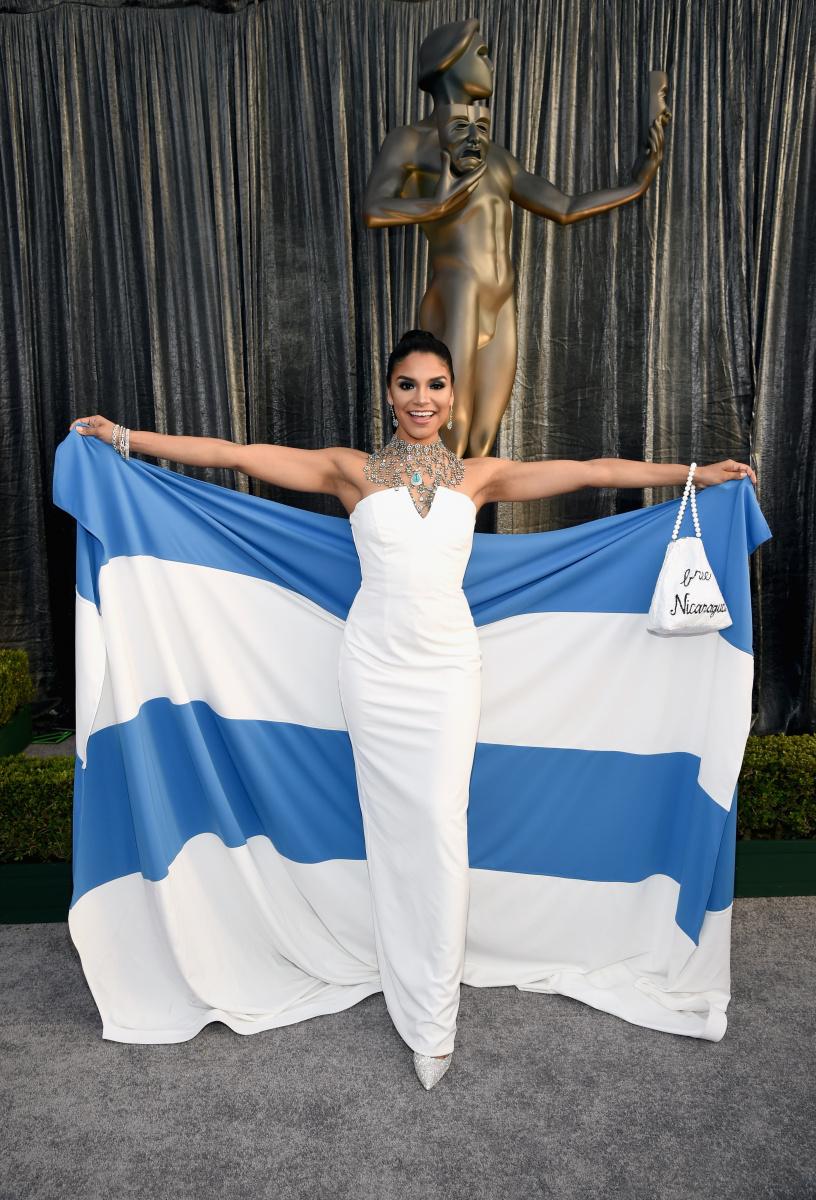 Shakira Barrera 2019 SAGs