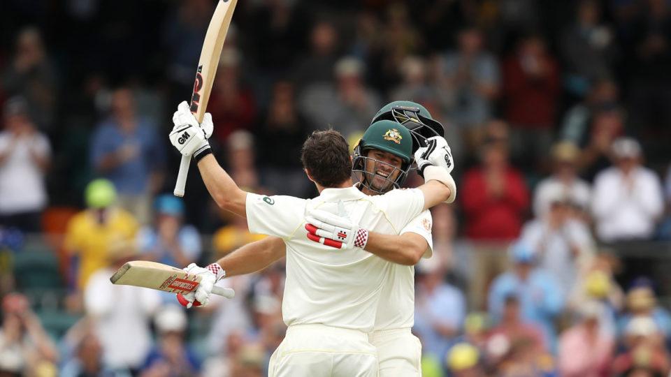 Head Burns Cricket