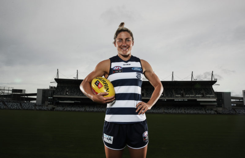 Cats-AFLW-Hickey