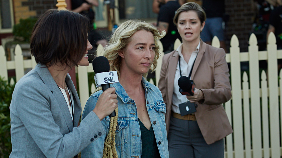 Asher Keddie on why making The Cry was so personal