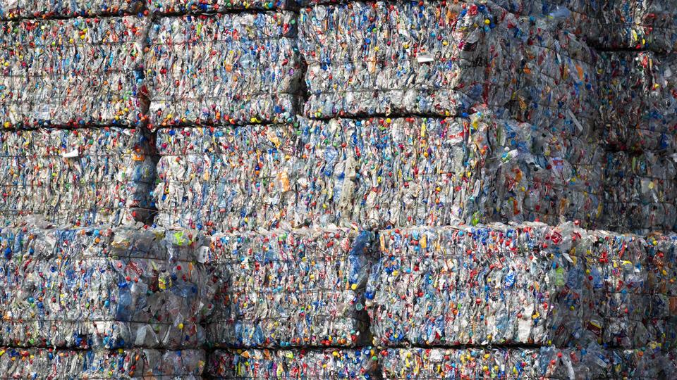 Recyled plastic