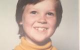 Child sex abuse survivor Georgie Burg