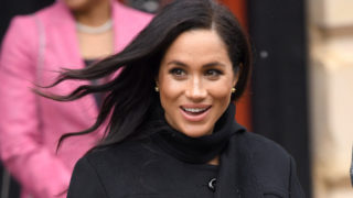 Meghan Markle February 1
