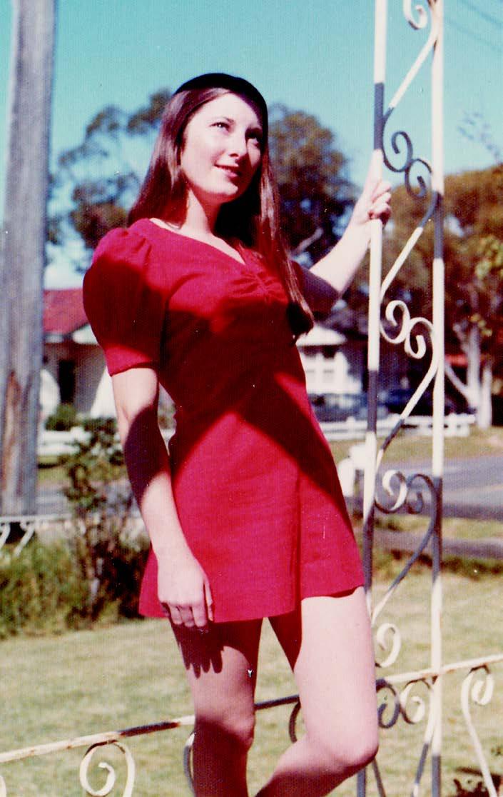 Margaret Harrod 1972