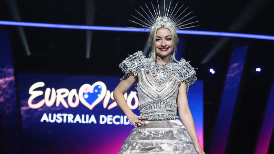 eurovision Australia decides