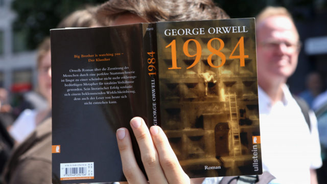 George Orwell given food essay apology by British Council after 70 years