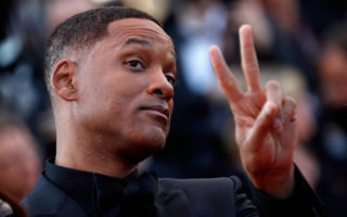 Will Smith Cannes 2017