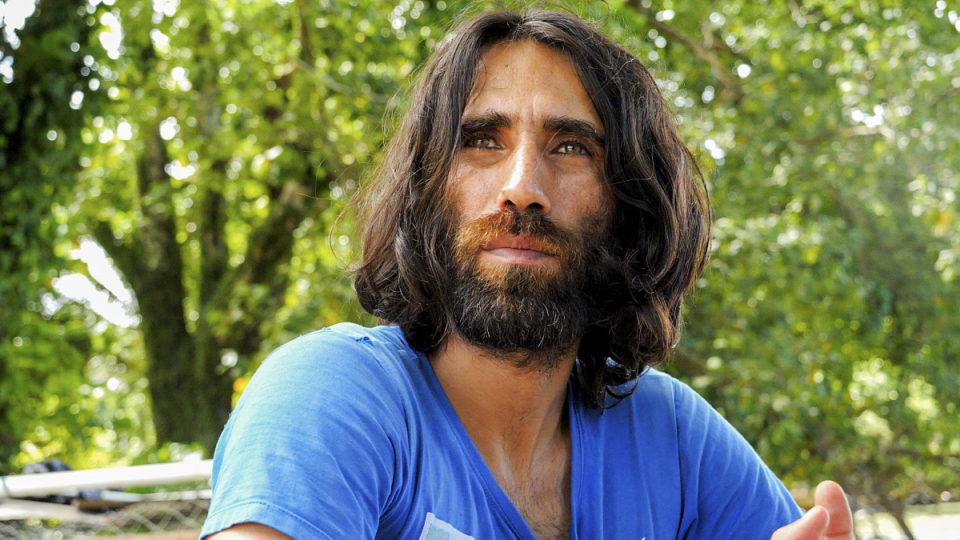 "Manus Island refugee Behrouz Boochani, says he has never seen his fellow refugees ""so happy""."