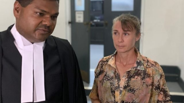Yvette Nikolic freed after being found not guilty on Fiji cocaine, weapons charges