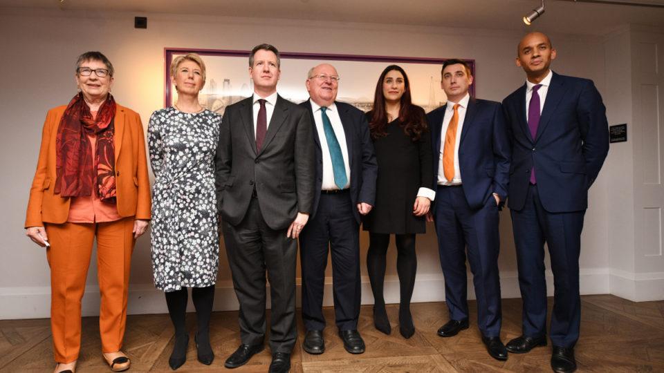 labour MPs brexit