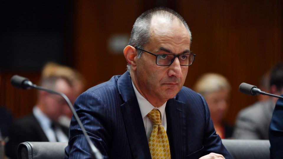 home affairs secretary mike pezzullo