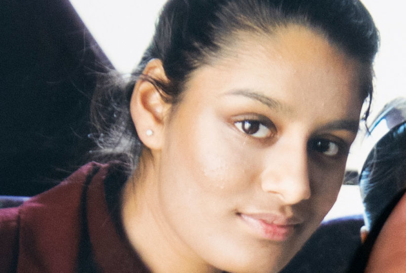Shamima Begum IS citizenship
