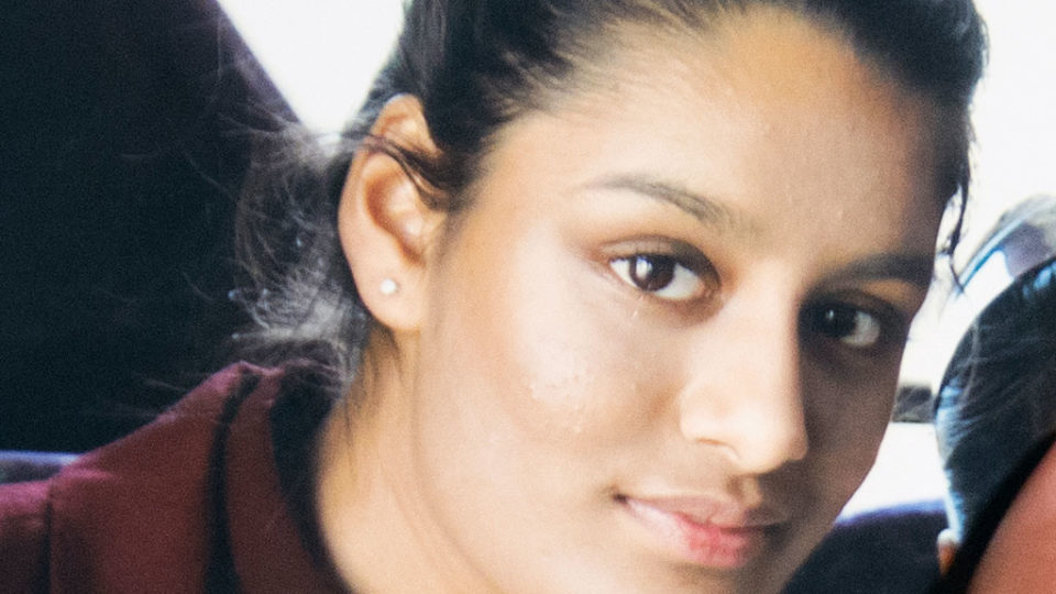 Shamima Begum IS citizenship