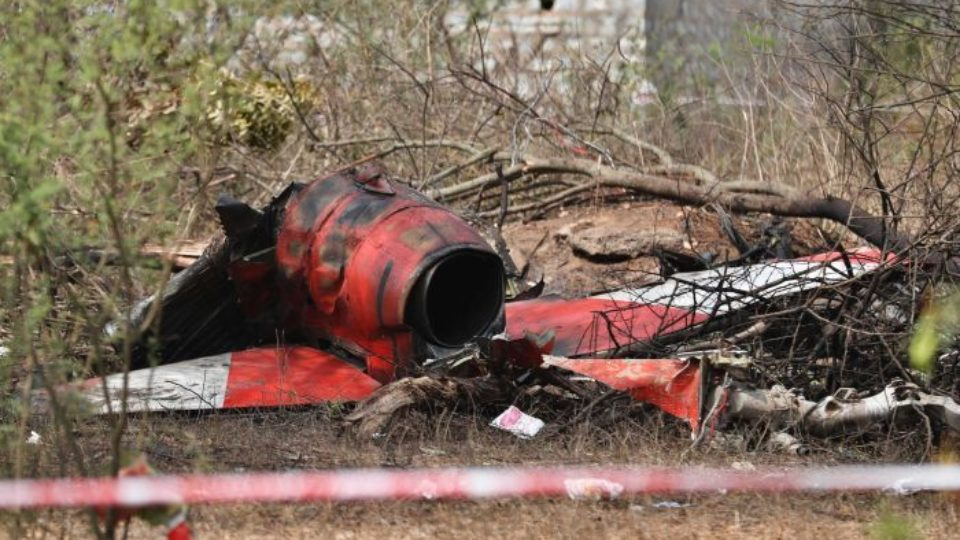 Pilot killed as India Air Force jets collide | The New Daily