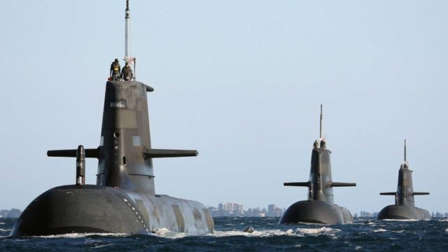 Collins Class submarines may may need upgrade before new fleet arrives