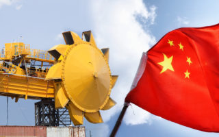 China has delayed Australian coal imports.