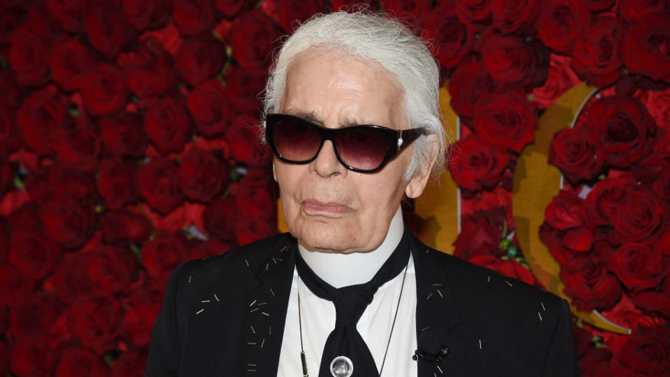 the Karl Lagerfeld I knew by Kirstie Clements