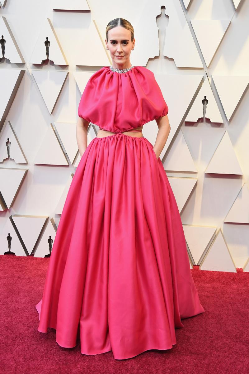 Sarah Paulson 2019 Oscars