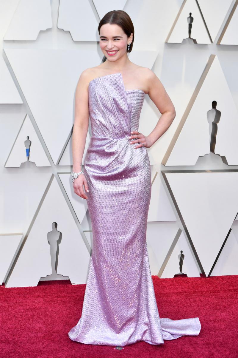 Emilia Clarke 2019 Oscars