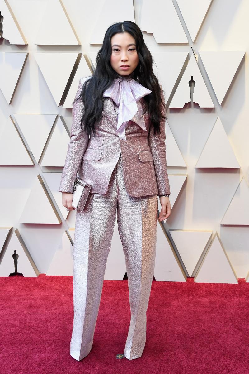 Awkwafina 2019 Oscars