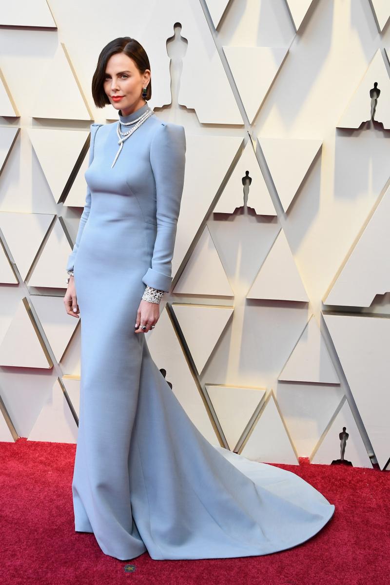 Charlize Theron 2019 Oscars