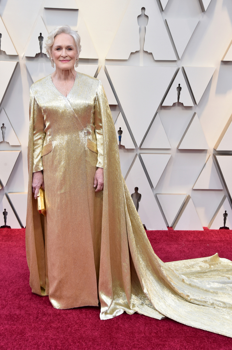 Glenn Close 2019 Oscars
