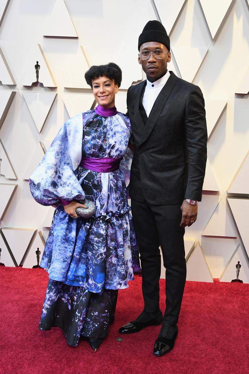 Mahershala Ali 2019 Oscars