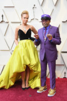 Tonya Lewis Lee Spike Lee 2019 Oscars