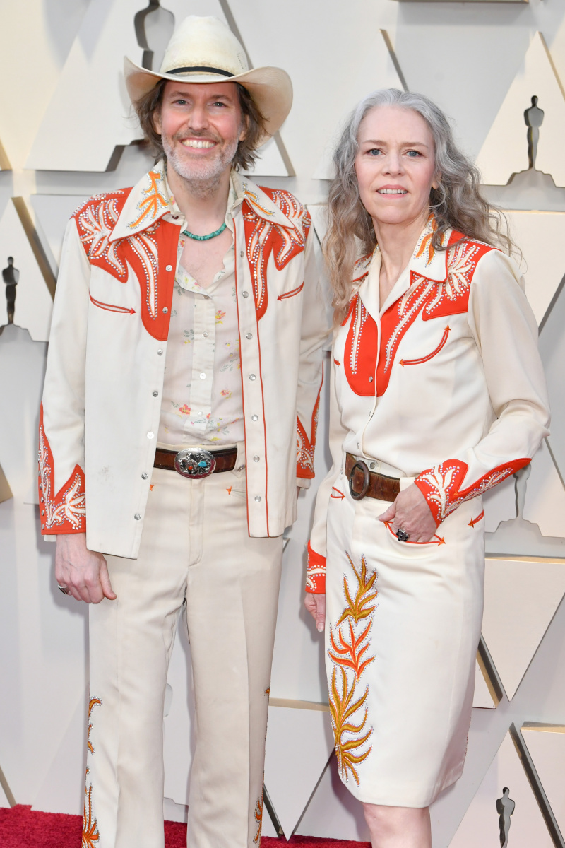 David Rawlings Gillian Welch 2019 Oscars