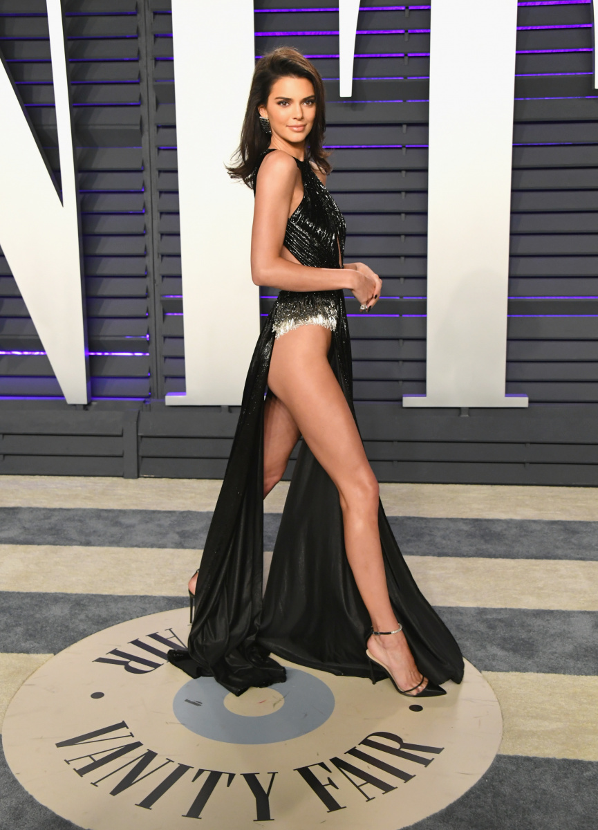 Kendall Jenner Vanity Fair party