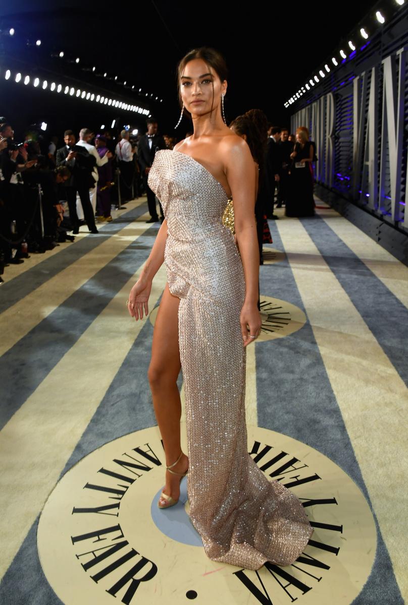 Shanina Shaik Oscars 2019