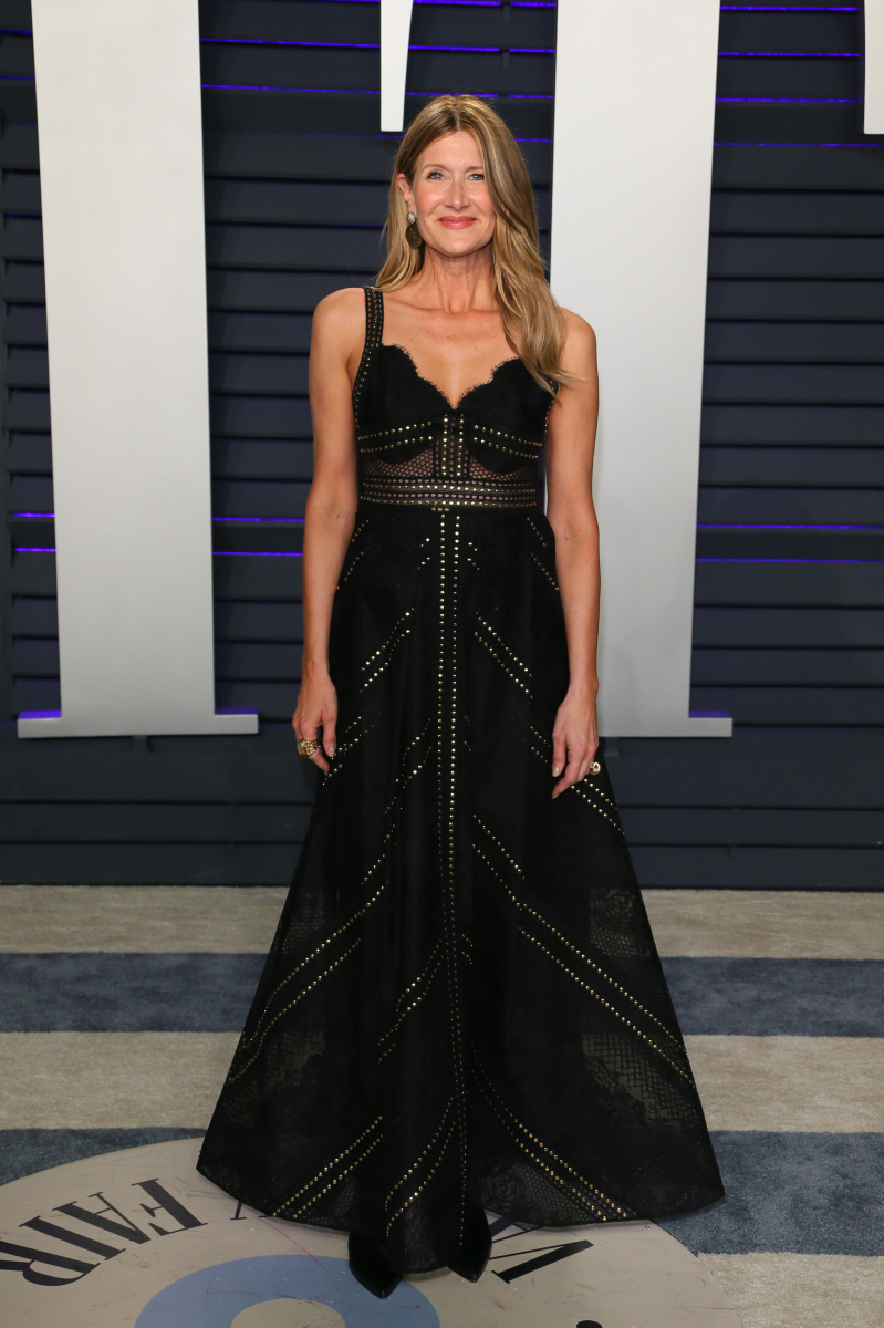 Laura Dern 2019 Oscars party