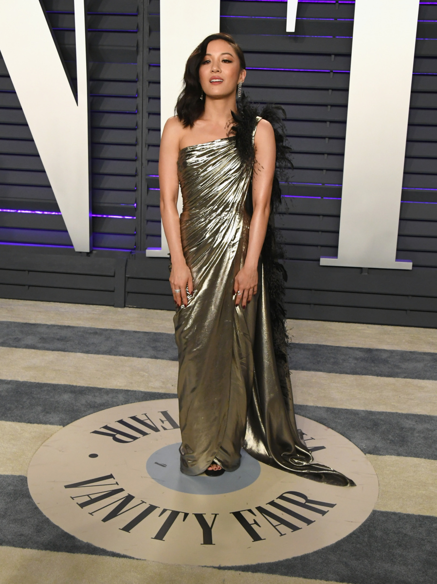 Constance Wu 2019 Oscars