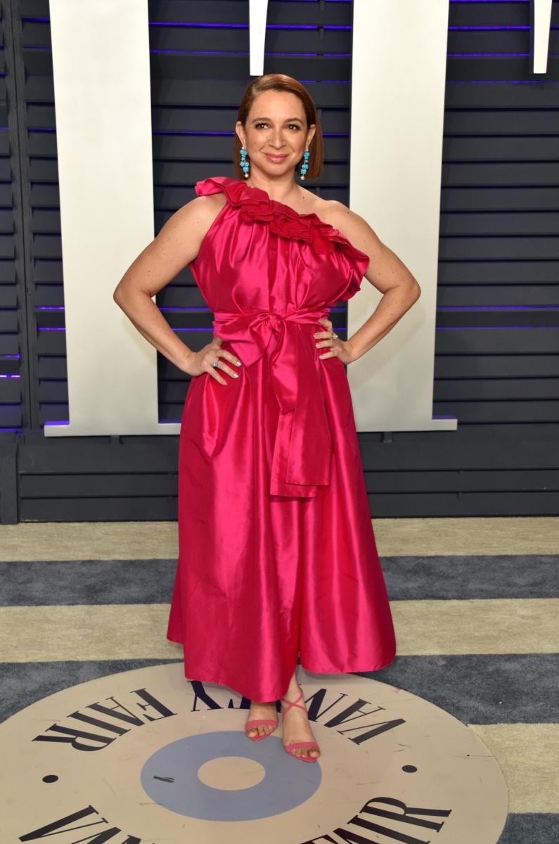 Maya Rudolph 2019 Oscars