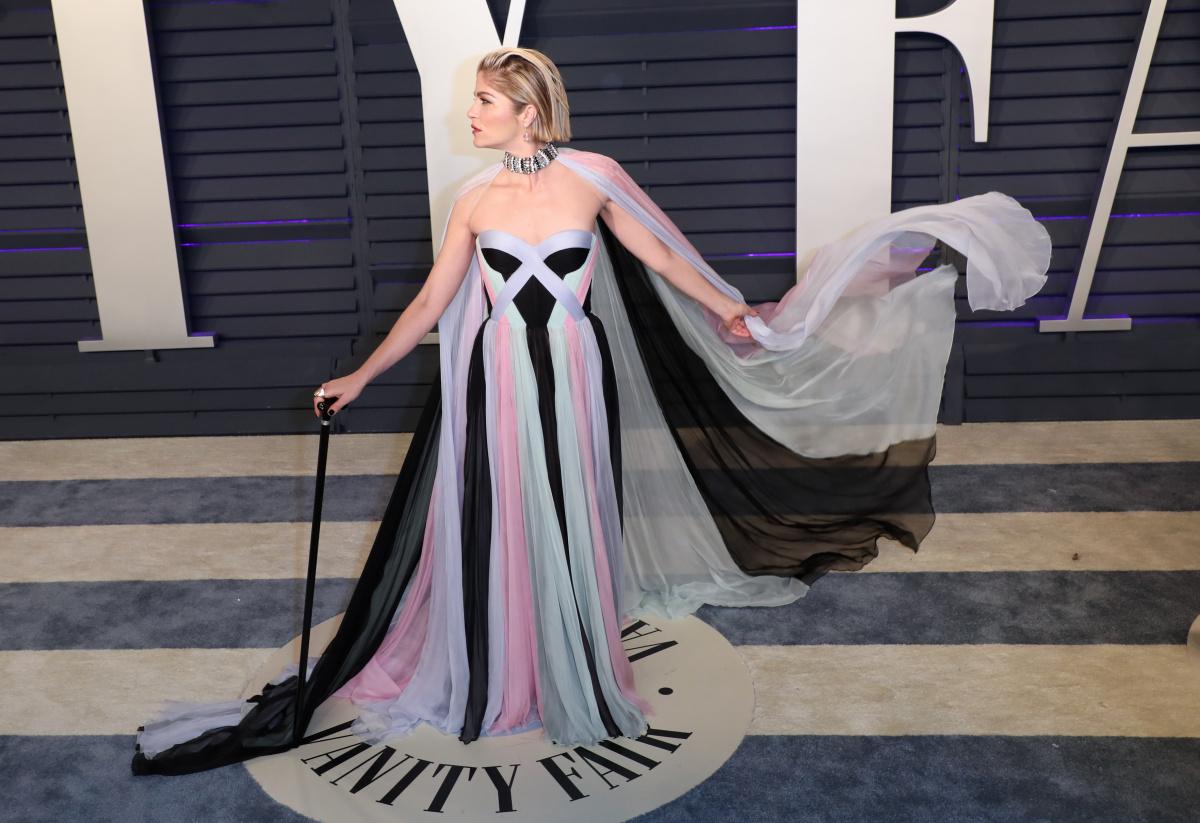 Selma Blair 2019 Oscars