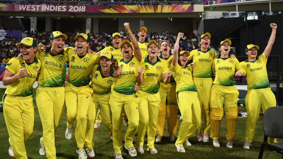 Australia S Women Cricketers Plan On Making 2019 A Year To
