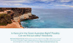 Equinor is confident it can safely drill the Great Australian Bight.