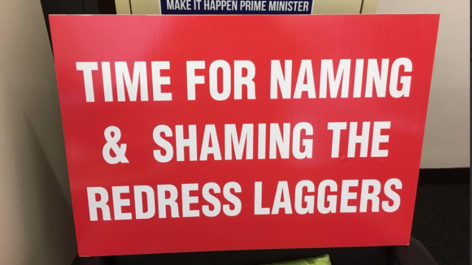 national redress scheme