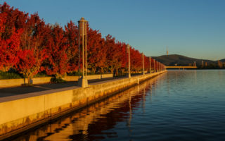 autumn getaways australia