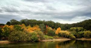 autumn getaways australia