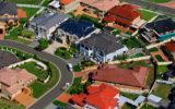 Sydney suburb houses