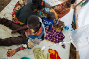 Tanzania cholera outbreak