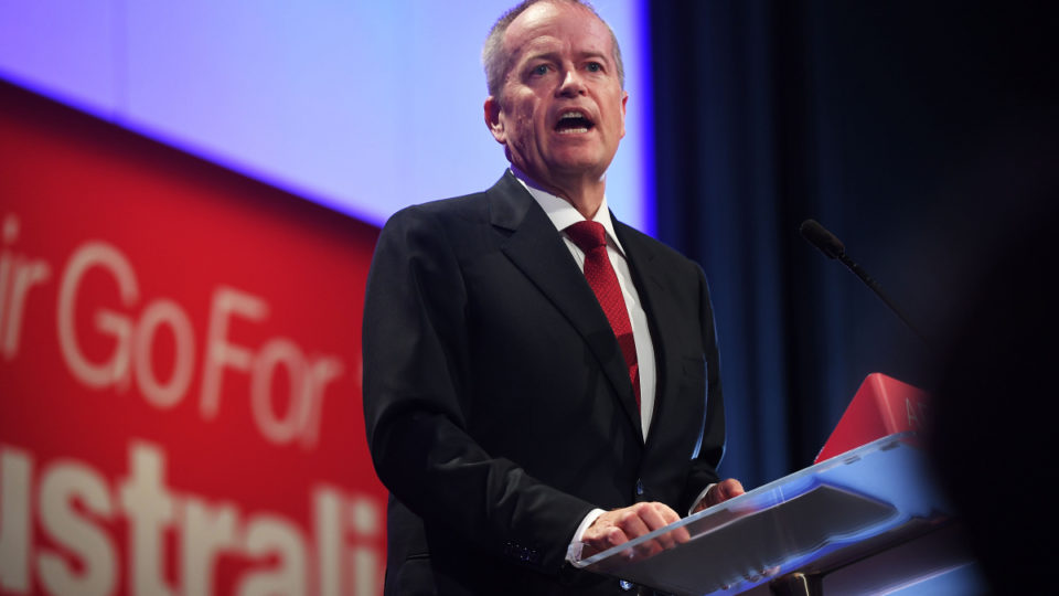 Bill Shorten has announced that, if elected, he will implement a scheme to  help domestic violence victims.