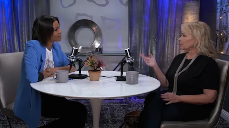 Candace Owens Roseanne Barr